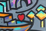 Valentine City (detail)