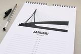 Kalender binnenwerk