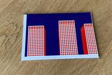 Europoint kaart met enveloppe