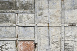 Concrete and brick