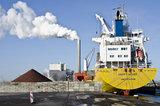 Pile, Steam, Ship