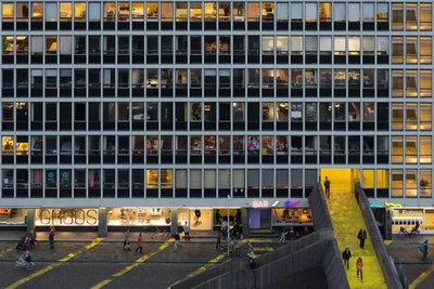 Architecture 04 - Art Card van Ossip van Duivenbode