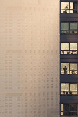 Architecture 09 - Art Card van Ossip van Duivenbode