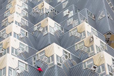 Architecture 10 - Art Card van Ossip van Duivenbode