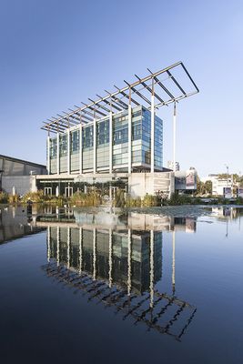 Nieuwe Instituut (2016), door Thijs van Luijk (Edition)
