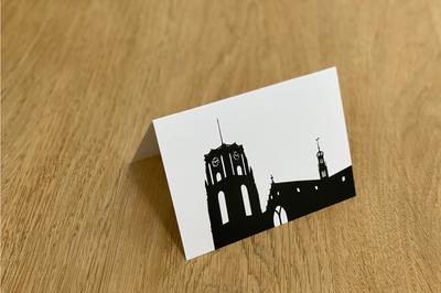 Laurenskerk - Dubbele Kaart van WUUDY