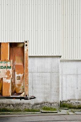 Truck (2015), Michel de la Vieter (Art Print)