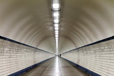 Underground: Antwerpen I (2014), Dennis van de Water (Art Print)
