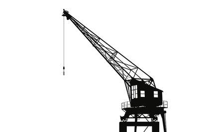Harbour Crane (2014), Wuudy (Art Print)