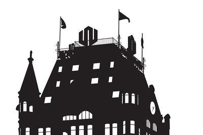 Het Witte Huis (2012), Wuudy (Art Print)