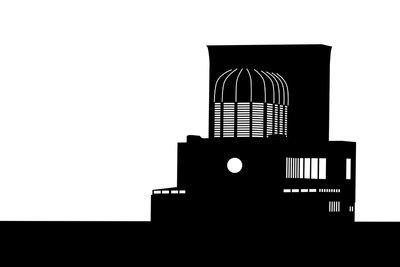 Maastunnel Ventilatiegebouw (2015), Wuudy (Limited Edition)