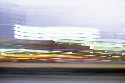 City Motion II (2012), Tamara Stoevelaar (Art Print)