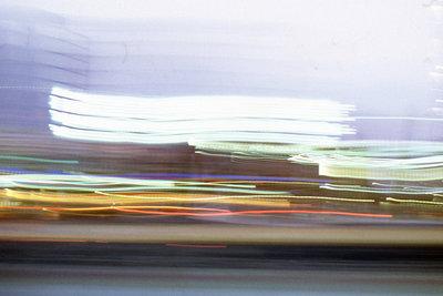 City Motion II (2012), Tamara Stoevelaar (Art Print)