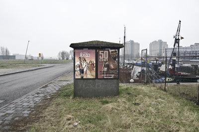 Posters (2013), Michel de la Vieter (Art Print)