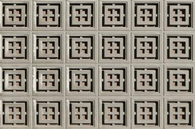 Concrete Squares (2014), Michel de la Vieter (Art Print)