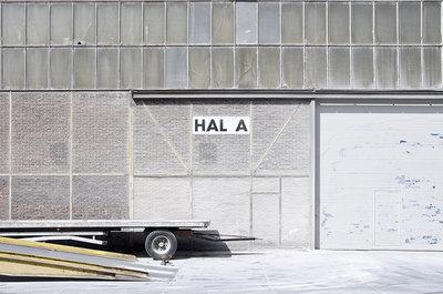 Hal A (2015), Michel de la Vieter (Art Print)