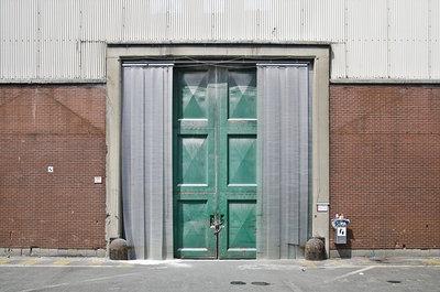 Doors (2015), Michel de la Vieter (Art Print)