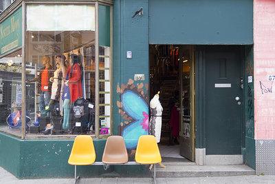 Shops II (2014), Ella Vermaas (Art Print)