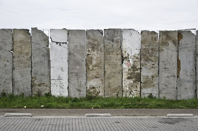Concrete Elements (2015), Michel de la Vieter (Art Print)
