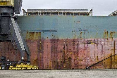 Ship (2013), Michel de la Vieter (Art Print)