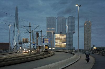 Rotterdam I (unstaged) (2013), Raban Haaijk (Art Print)