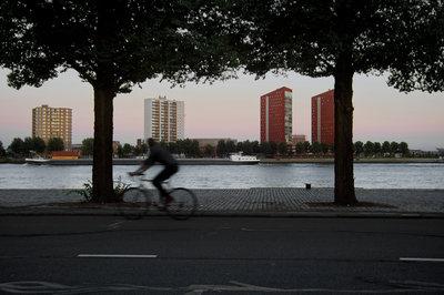 Rotterdam IV (unstaged) (2014), Raban Haaijk (Art Print)