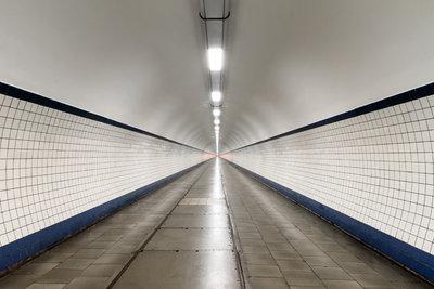 Underground: Antwerpen II (2014), Dennis van de Water (Art Print)