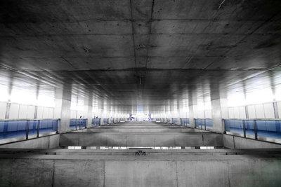 Underground: Lissabon II (2013), Dennis van de Water (Art Print)