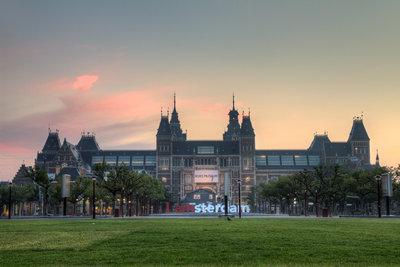 Amsterdam 2 (2015), Dennis van de Water (Art Print)