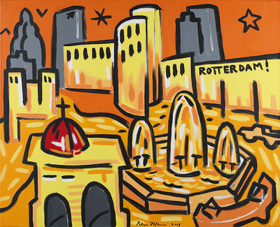 Rotterdam Hofplein (2009), Peter Hofland